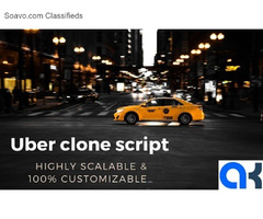Build uber clone script  - Appkodes Cabso