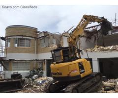 One of the Best Demolition Contractors in Ooltewah, TN