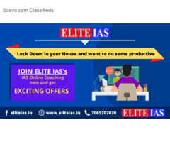 Free Online Coaching for IAS for working professionals