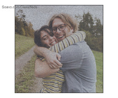 Create a picture with words to celebrate your friendiversary
