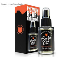 Beard Softener from Wild Willies | Sale