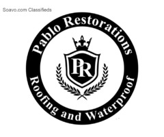 Pablo Restorations Roofing & Waterproofing  With 15 Years Experience.