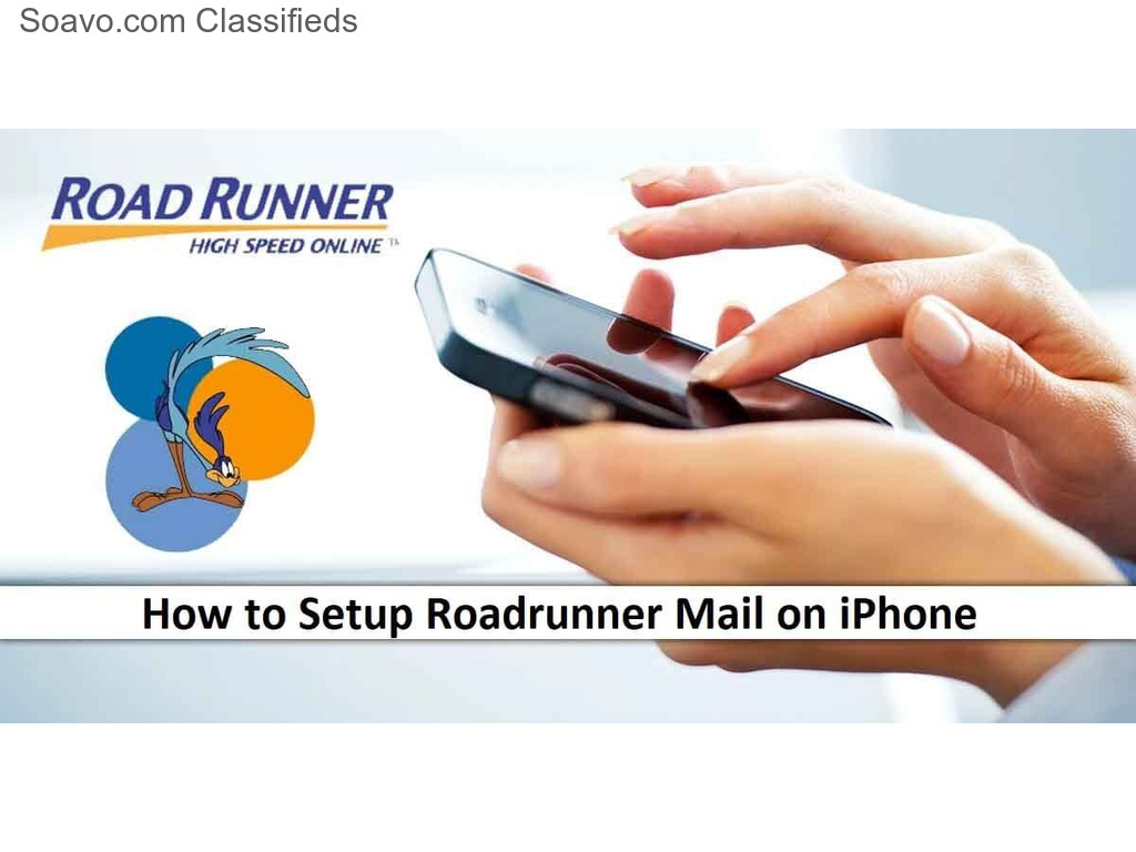 How To Set Up Roadrunner Email On iPhone?