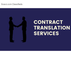 Tips For Choosing Certified Contract Translation Services