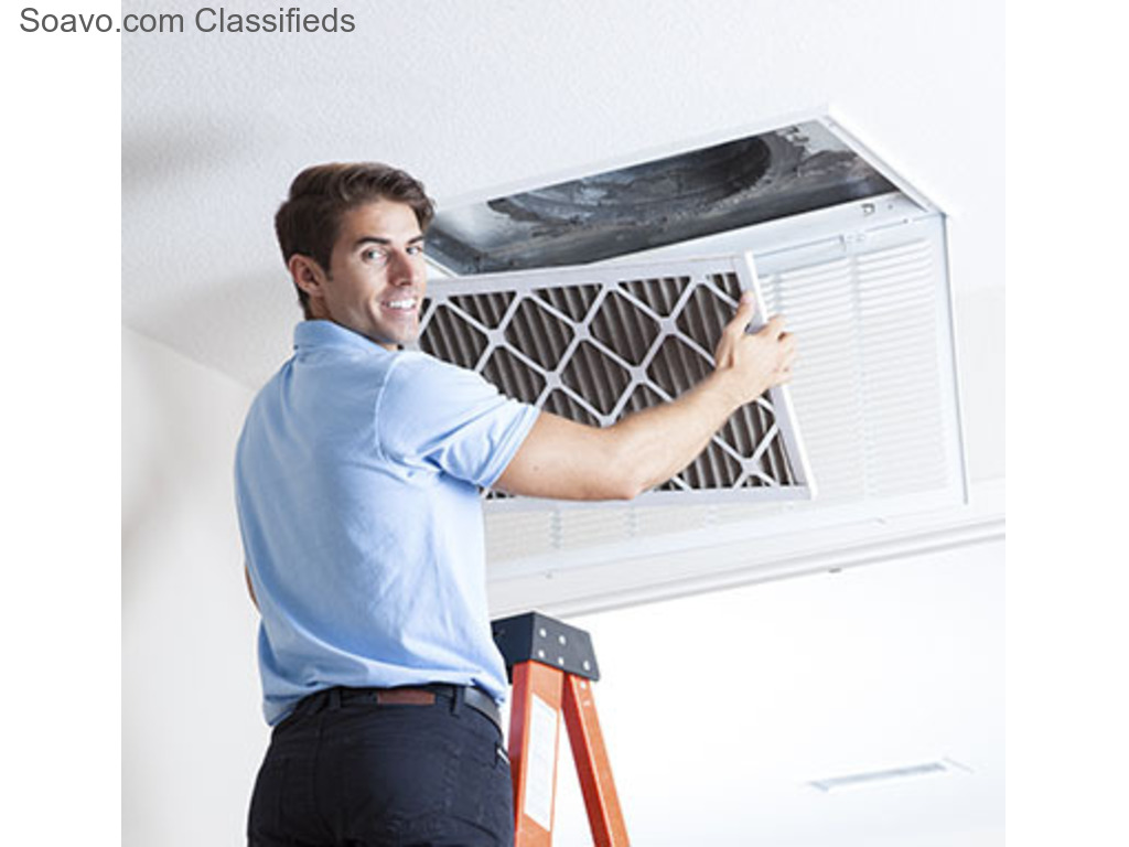 24×7 Available Efficient Air Duct Cleaning Sunrise Services