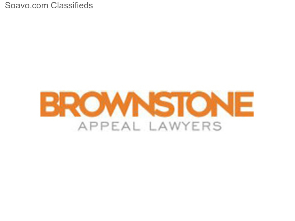 Brownstone Law | Best Appellate Lawyers | File Your Appeal